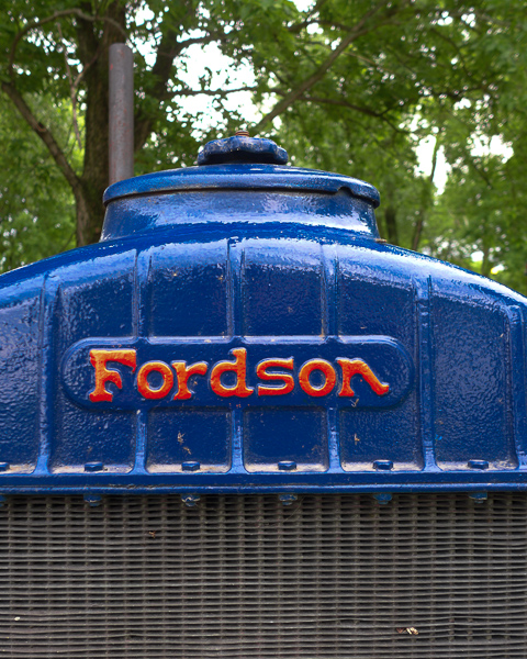 Fordson - see I was telling the truth.