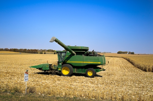 Harvest 2012 Almost Done