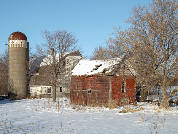 Winter Farmsite