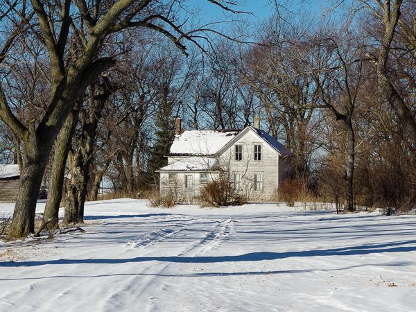 American Farm House