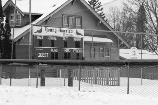 Small Town Baseball