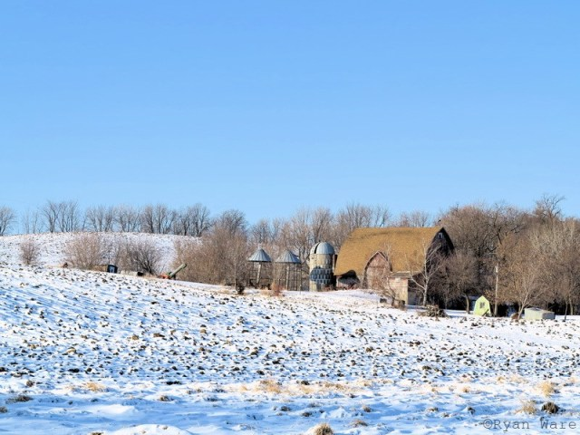 Winter Landscape Carver County MN