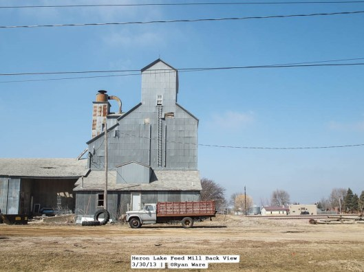 Heron Lake Feed Mill